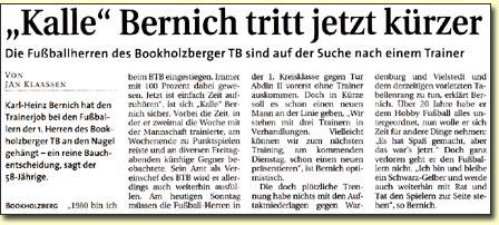 Artikel Delme-Report 25-08-2006