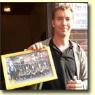 Christian Kruse als Stellvertreter für unseren aktuellen Sponsor Kfz Kruse aus Hoykenkamp